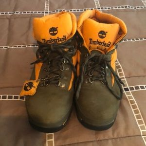 Timberlands men's boots